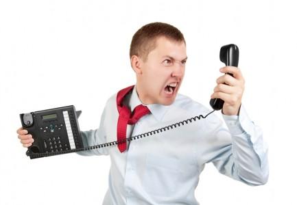 The Phone Salesman