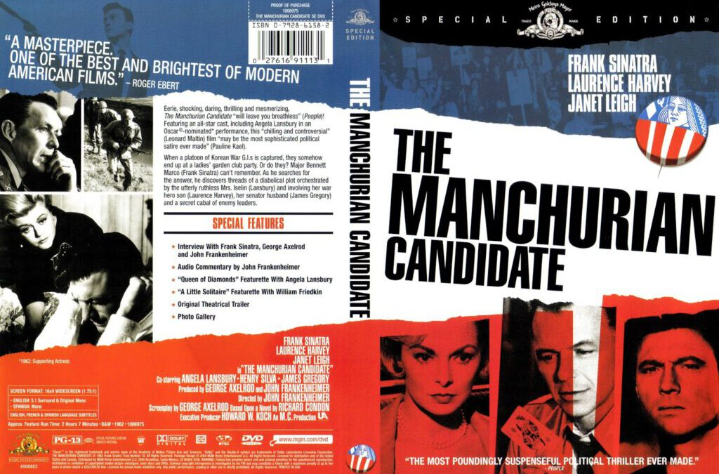 The Manchurian Americans